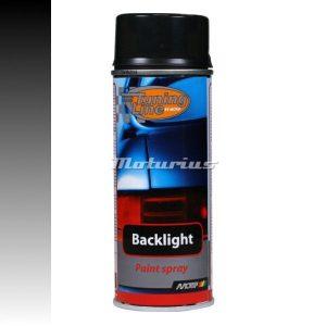 Achterlicht smokespray zwart backlight -Motip 00260