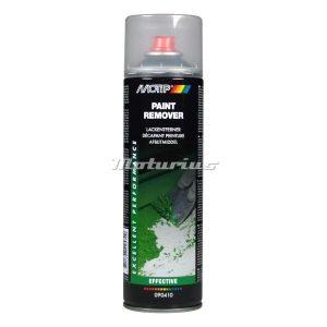 Afbijtmiddel paint remover in 500ml spuitbus -Motip 090410