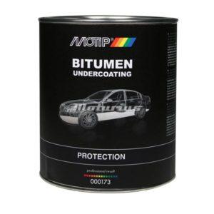 Bitumen undercoating blik 2,5kg –Motip 000173