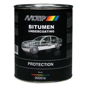 Bitumen undercoating in 1kg blik -Motip 000016