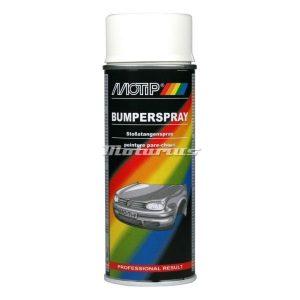 Bumperlak Wit in 400ml spuitbus -Motip 04085