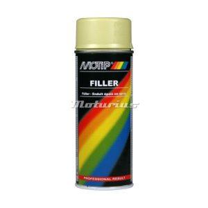 Filler primer geel in 400ml spuitbus -Motip 04064