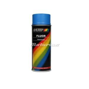 Fluoriserende lak blauw -Motip 04024