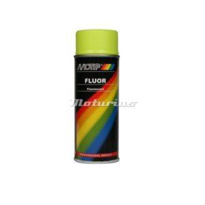 Fluoriserende lak geel -Motip 04022