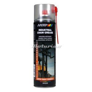 Kettingspray industrieel in 500ml spuitbus -Motip 090205
