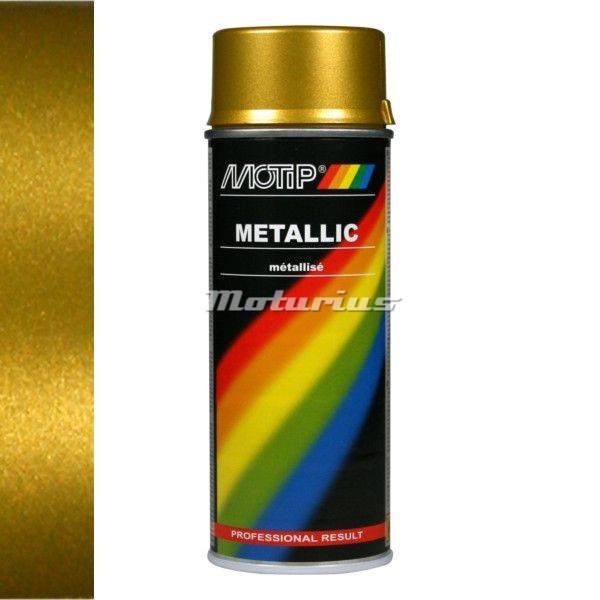 Metallic lak goud -Motip 04047