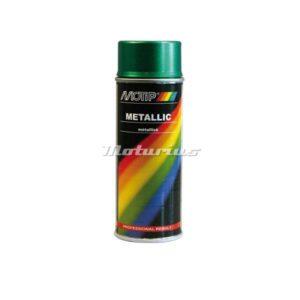 Metallic lak groen -Motip 04043