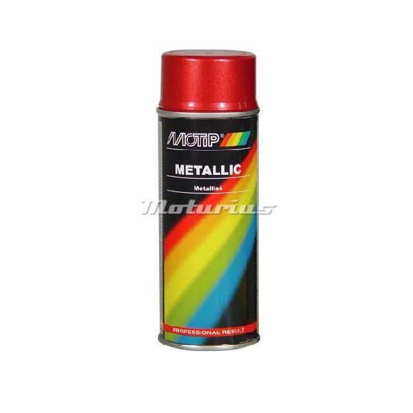 Metallic lak rood -Motip 04045