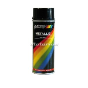 Metallic lak zwart -Motip 04049