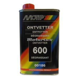 Ontvetter M600 in 500ml blik -Motip 000186