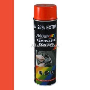 Plastidip sprayplast oranje –Motip 04306
