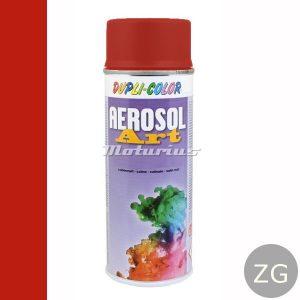 RAL3020 verkeers rood zijdeglans -Dupli Color AerosolArt