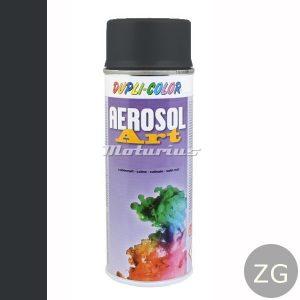 RAL7021 zwart grijs zijdeglans –Dupli Color AerosolArt